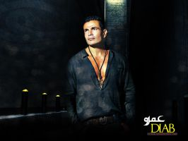 Amr Diab The King by t-fUs