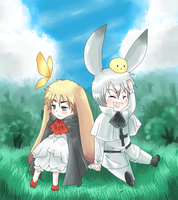 APH - Bunny Love by Mi-chan4649