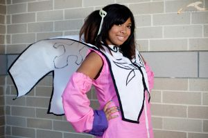EXPCon 2011 - Tales of the Abyss | Anise by elysiagriffin
