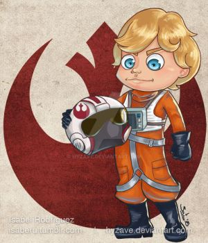 Red Five by Hyzave