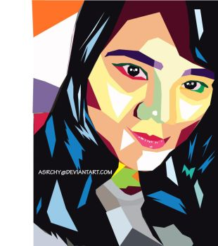 1st WPAP by asrchy
