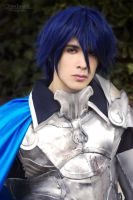 FIRE EMBLEM: AWAKENING [ CHROM COSPLAY ] by RaidenovitchCosplay