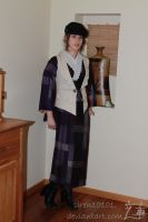 Steampunk and lace by siren10101
