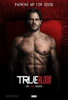 True Blood - The Final Season Poster (Alcide) by emreunayli