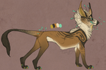 creature AUCTION.07 (closed) by coyotesoot
