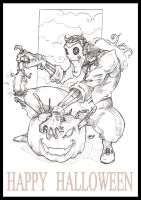 Halloween 2014 by MisterFerv