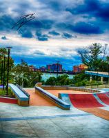 Paines Skatepark by autumnashes1515