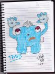 Travis the Suction Cup Troll (Suckers) by Kulit7215