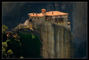 Meteora by pantiss
