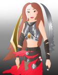 Commision 1: Hayley by Willemijn1991