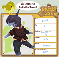 David- PKMN Crossing App. by Paipuru