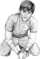 Jesse McCartney by myintermail