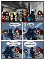 City of Heroes Name comic by ThorsAssassin