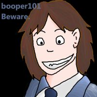 booper101 spy face magee by booper101
