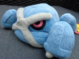 Metagross Pokedoll by Gallade007