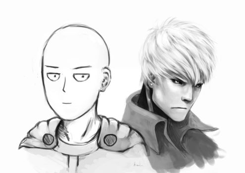 Onepunchman by AizelKon
