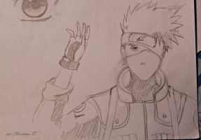 Kakashi 01 by Monstacookie