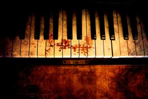 Silent Hill: Piano by Reijii-Kun