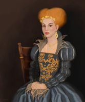 Margaret, Countess of Tyrol by LasmejaLora