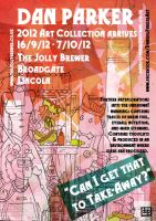 Jolly Brewer Exhibition 16.9.12 by danevilparker