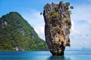 James Bond Island by S1ghtly