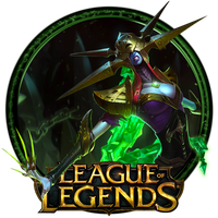 Blade-Queen-Lissandra Dock Icon by OutlawNinja