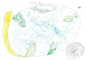 Aquiles first Map by aaronpomares
