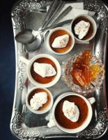 Pumpkin Latte Pots De Creme by sasQuat-ch