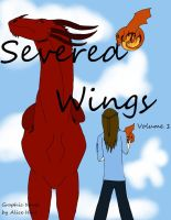 Severed wings cover by alicesapphriehail
