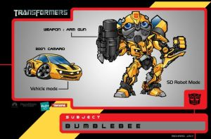 BumbleBee the Movie by the-tracer