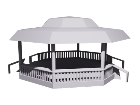Band stand by turnbuckle