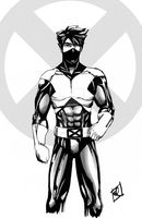 X-Men Taichi by OrangeBox01