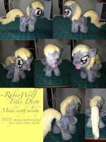 MLP Filly Derpy Plushie by RubioWolf