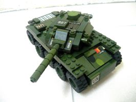 Russian WWII Light Tank 2 by SOS101