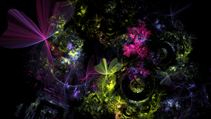 Fractals (588) by Red--Vs--Blue