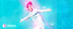 David Silva by HussienMafia