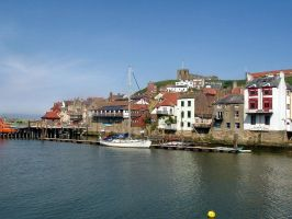 Whitby Yorkshire by We-Are-Under-1-Dome
