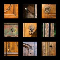 DOORS OF LE VIGAN bis by Azram