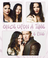 Once Upon A Time PNG Pack by MackenzieTr