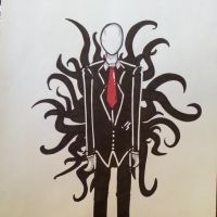 Slender Man by NexusWolf597
