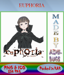 Euphoria - Anime icon by azmi-bugs