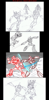 TFA OC EpicFight by Deathcomes4u