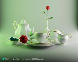 Tea Set by Grevonet