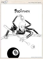 The Poolman by cephaloneiric