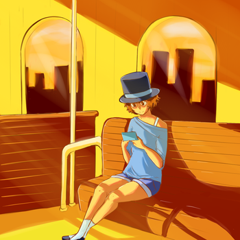 On the Trolley by All-Maker