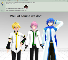 Question 1 for Vocaloid guys by LegolasGimli