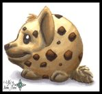 Chocolate Chip Cookyeena by Nashoba-Hostina