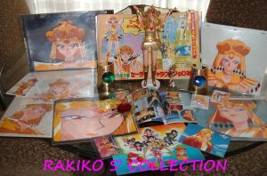My Galaxia s' collection by RakikoHime