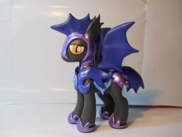 Luna's Royal Guard (aka bat-pony) For sale! by EarthenPony