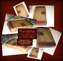 Arrsistable OldCover Pack by ArrsistableStock